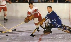 50 Years Ago in Hockey: Wings Soar Past Leafs