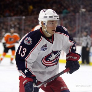 Cam Atkinson, Columbus Blue Jackets, NHL, Fantasy Hockey