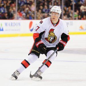 Curtis Lazar, Ottawa Senators