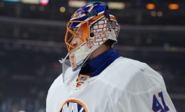 No Logic in Oilers Acquiring Halak