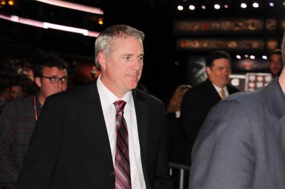 Garth Snow 2014 NHL Draft