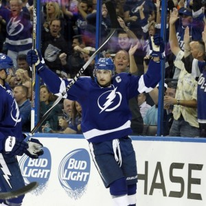 If the NHL only had six teams, you'd assume that Stamkos would be one of the 24 centres. (Kim Klement-USA TODAY Sports)