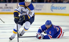 Vladimir Tarasenko's Humility On Par With Scoring Ability