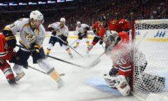 Chicago Blackhawks vs. Nashville Predators Series Preview