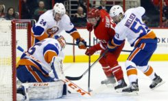 Q & A with Frans Nielsen of the New York Islanders