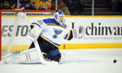 Marty Party On Hold: Legend Brodeur Fails to Win Blues Debut