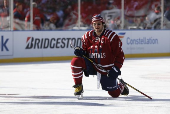 Alex Ovechkin, Washington Capitals, Fantasy Hockey