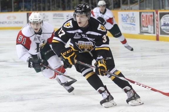 Evgeny Svechnikov, Detroit Red Wings, NHL Draft