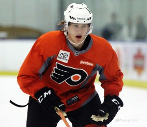 Philadelphia Flyers Oskar Lindblom