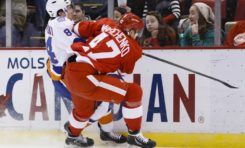 The Detroit Red Wings' Questionable Defensive