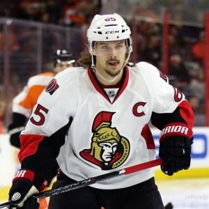 Ottawa Senators Erik Karlsson