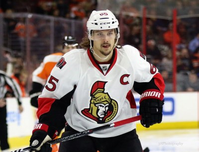 (Photo by Amy Irvin) I obviously can't complain about Erik Karlsson's contributions to date — he's the NHL's highest-scoring defenceman again thus far — but he got blanked in three straight games last week and that proved costly for my team.