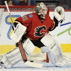 Karri Ramo Calgary Flames
