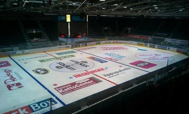 A Brief History of Rinkside Advertising