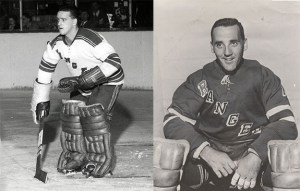 Neither Marcel Paille, left nor Jacques Plante, will be sold to Quebec of the AHL.