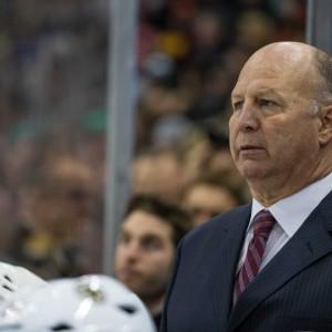 Montreal Canadiens head coach Claude Julien
