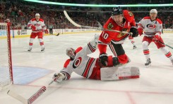 Cam Ward Wants to Stay With Hurricanes