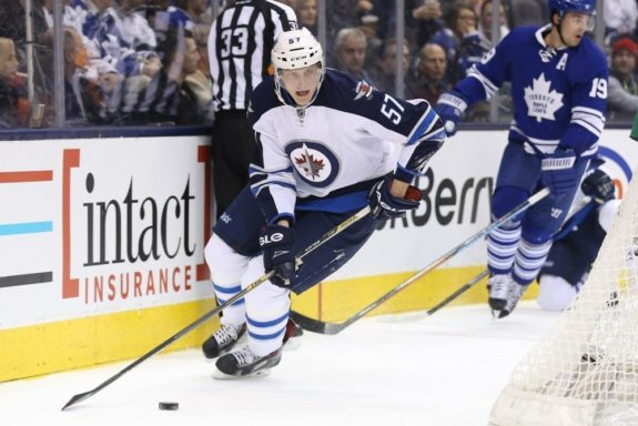 Winnipeg Jets Tyler Myers