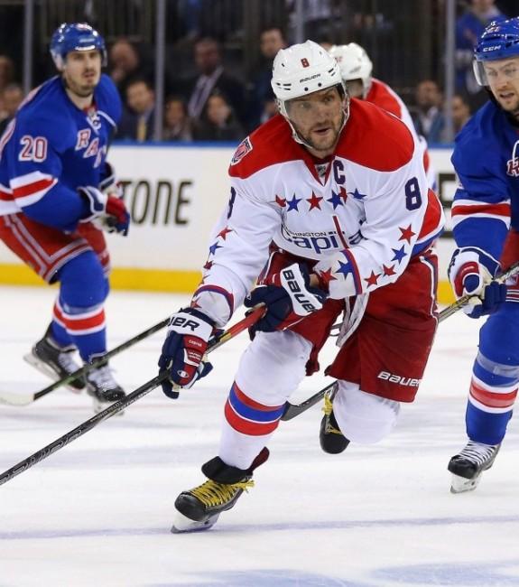 Alexander Ovechkin, Washington Capitals, NHL, Milestones