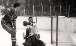 50 Years Ago in Hockey: Habs, Hawks Draw First Blood