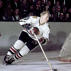 Bobby Hull : Would he jump to a rival league?