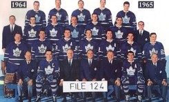 50 Years Ago in Hockey: 1964-65 Post-Mortem - Maple Leafs
