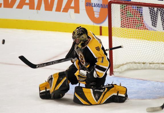 Andrew Raycroft Bruins