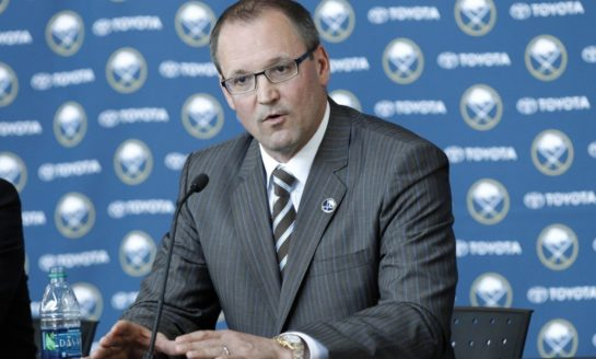 Red Wings Hire Bylsma as Assistant Coach