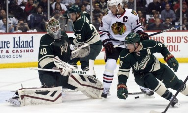 Preview: Blackhawks Welcome Dubnyk and Wild