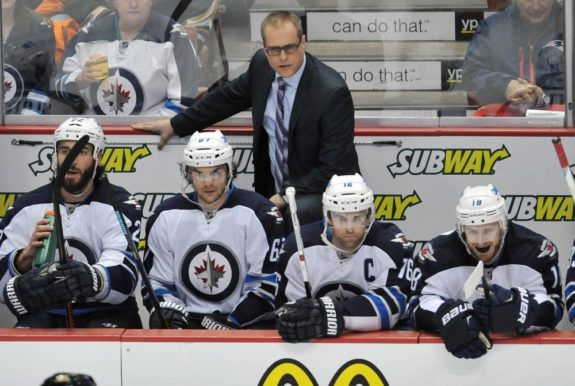Paul Maurice, NHL, Winnipeg Jets, Jack Adams