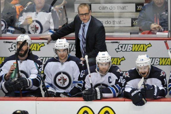 Paul Maurice, NHL, Winnipeg Jets, Jack Adams