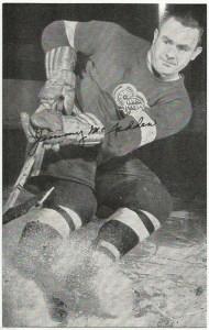 Jimmy McFadden: first Detroit Calder winner.