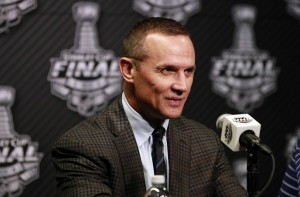 Steve Yzerman of the Detroit Red Wings