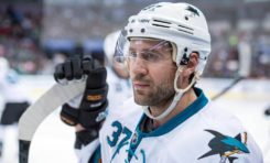 Sharks Waive Adam Burish for Buyout