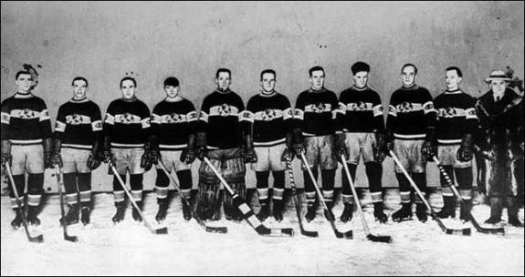 vintage Stanley Cup champs
