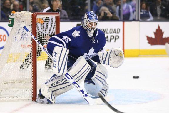 Jonathan Bernier, Toronto Maple Leafs
