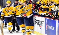 Otters Join Spitfires in Memorial Cup Final