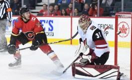 Coyotes' Inconsistency Continues in 10th Straight Loss