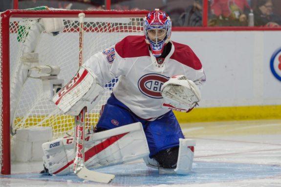 Ex-Montreal Canadiens goalie Al Montoya