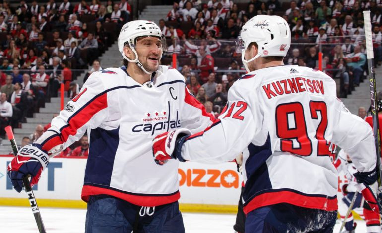 DFS NHL: Best Linemate Combos Ahead of Conference Finals