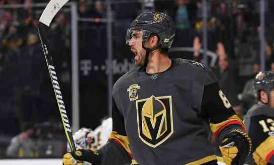 Golden Knights' Rivalries Hard to Come By
