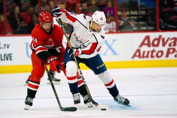Washington Capitals forward Andre Burakovsky