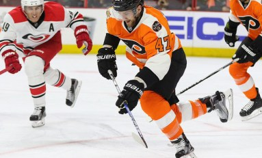 Preview: Flyers vs. Hurricanes