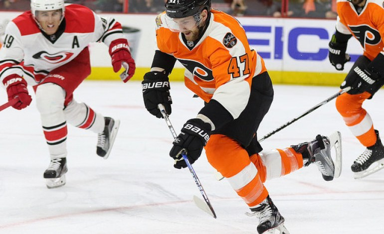 What's Working for the Flyers
