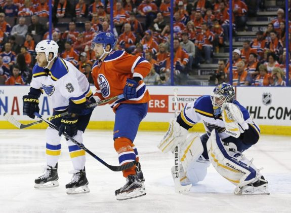 Brian Elliott has become the Blues' starter yet again (Perry Nelson-USA TODAY Sports)
