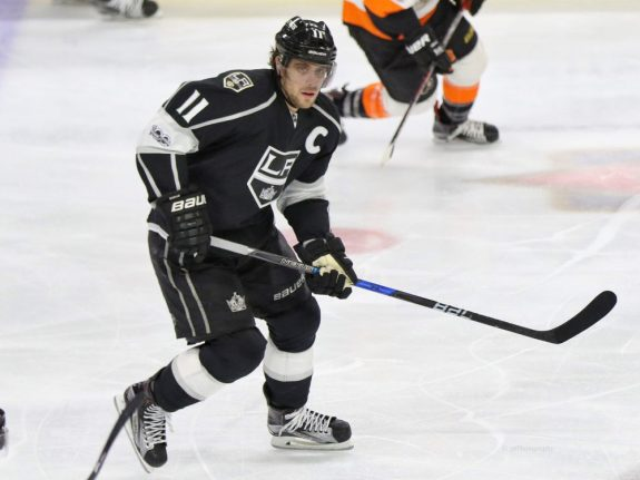 Los Angeles Kings, Anze Kopitar