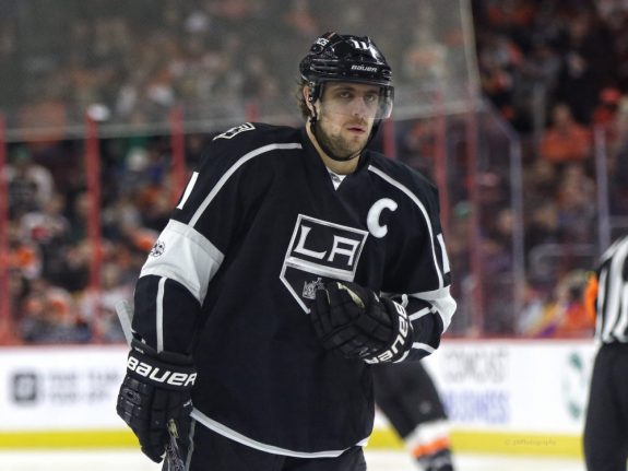 Anze Kopitar, Los Angeles Kings