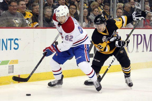 Artturi Lehkonen, Montreal Canadiens