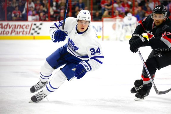 Auston Matthews, NHL, Toronto Maple Leafs