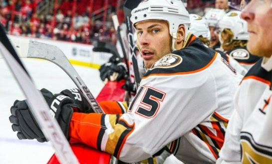 Getzlaf's Injury the Latest Hurdle for Ducks